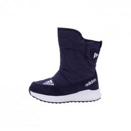 Дутики детские Adidas Blue