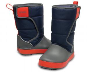 Crocs Snow Boot детские зимние сапожки  р 22-34