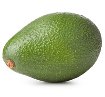 Ваш малыш по размерам словно авокадо