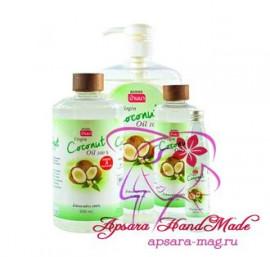 Масло кокосовое 100% Banna холодного отжима 250 мл