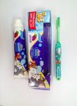 Детский гигиенический набор: зубная паста+щетка Kodomo