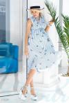 Платье миди беременной Gepur