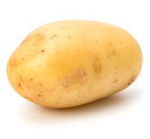 Ваш малыш по размерам словно картофелина
