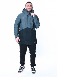 Куртка Windstopper, Snow Headquarter A-8215 Голубой