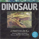 Dinosaur: A Photicular Book