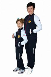 Спортивный костюм Россия с гербом ВЗрослый
