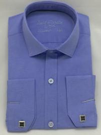Рубашка для мальчика, Dast Cardin, арт.102-1 голубой