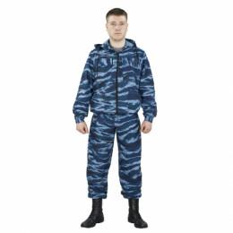"Костюм ""Турист"" летний, цвет Камыш синий рост 172-176"