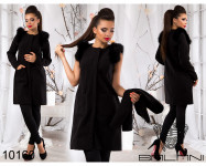 Элегантное пальто - 10160