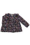 Блузка UD 2266 темн.розы