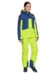Женский горнолыжный костюм,2019-2020,арт.B-8880, Лимонный