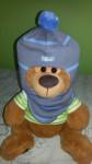 Шапка-шлем весна Бизи