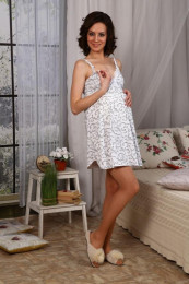 Ночная сорочка № 485 Производитель Моделлини