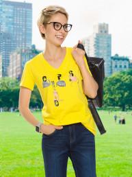 DFT6765/1 футболка женская