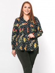 Блуза 0006-8