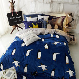 BEDDING SET  (1.8)