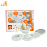 Набор детской столовой посуды для ребенка Xi Duo, АБС-пласти