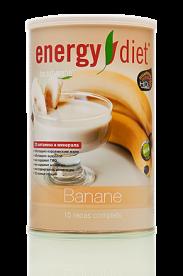 """Коктейль Energy Diet """"Банан"""""""