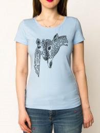 F5 jeans - женская футболка