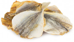 Рыбка сушеная жёлтый полосатик