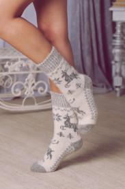 Носки шерстяные N6R34-1