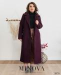 Пальто №318-1-Марсала
