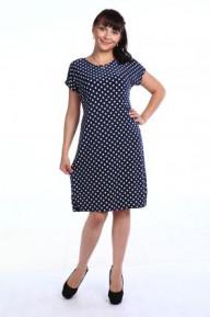 М81 Платье из вискозы
