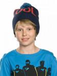 BKQW4133/1 шапка для мальчиков