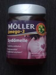 Витамины омега 3 для сердца