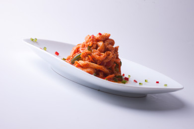 Салат из мяса Куры. 100гр.
