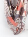Палантин (платок) PLATOK MOZAICA TAUPE
