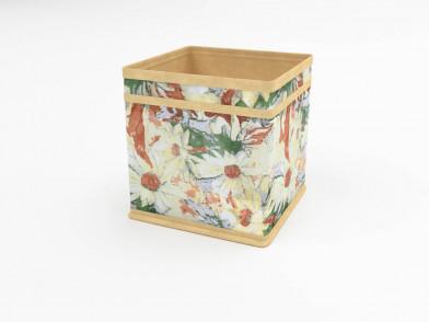 Коробка - куб (жёсткий) 17х17х17см