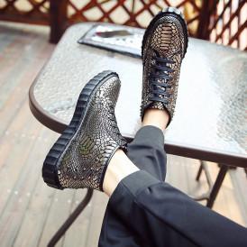 Повседневные мужские повседневные ботинки PiDePiEr со шнуров