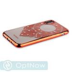 Накладка силиконовая Beckberg Monsoon series для iPhone X
