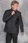 Мужская куртка 19917 черный