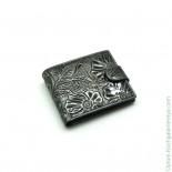 Маленький женский кожаный кошелек Sergio Valentini СВ 8064-0