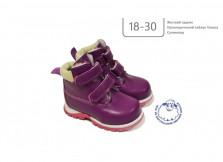 Модель №7 Игореша 1 Зима Фиолетовый
