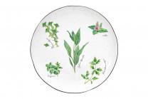 Тарелка закусочная Herbarium без инд.упаковки