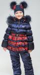 Комплект для девочки Куртка+брюки