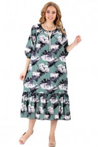 Платье 5-019 Номер цвета: 157