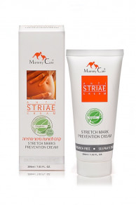 Крем против растяжек Mommy Care ANTI-STRIAE, 100мл