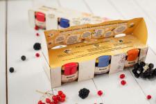 Взбитый мед Nectaria в подарочной коробке (3xСБ100)
