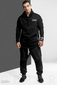 Спортивные брюки подтяжки