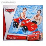 """Игрушка надувная для плавания """"Тачки"""", 107х71 см, от 3 лет"""