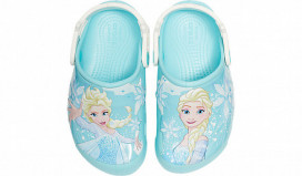 CrocsFL Frozen Elsa Lght Clg K светятся