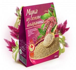Мука из семян амаранта 200 г