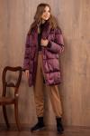 пальто Nova Line Артикул: 10059 слива