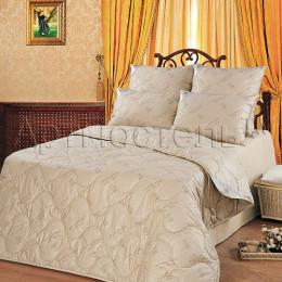 Одеяло Верблюжья шерсть Тик АртДизайн