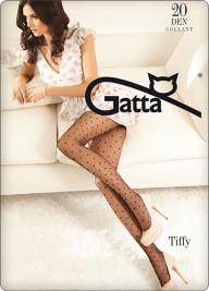 Колготки фантазийные Gatta TIFFY 01