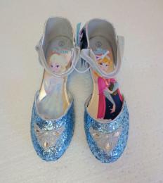 Праздничные туфли Анна и Эльза _ из Англии
